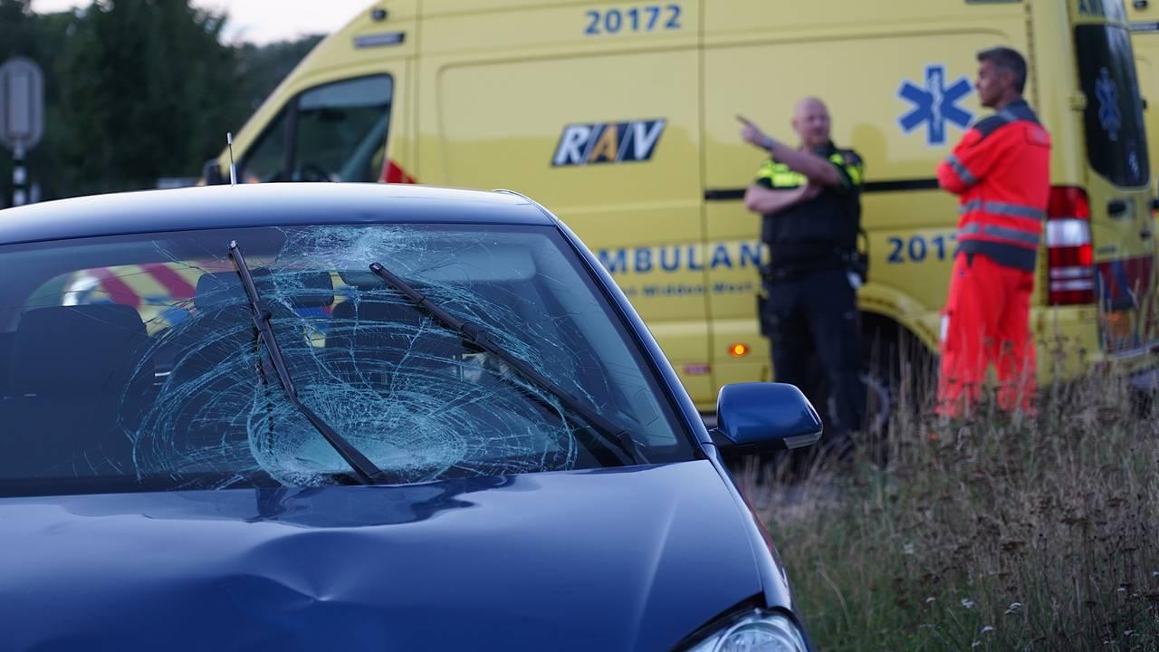 Jongen ernstig gewond na aanrijding in Oosterhout.