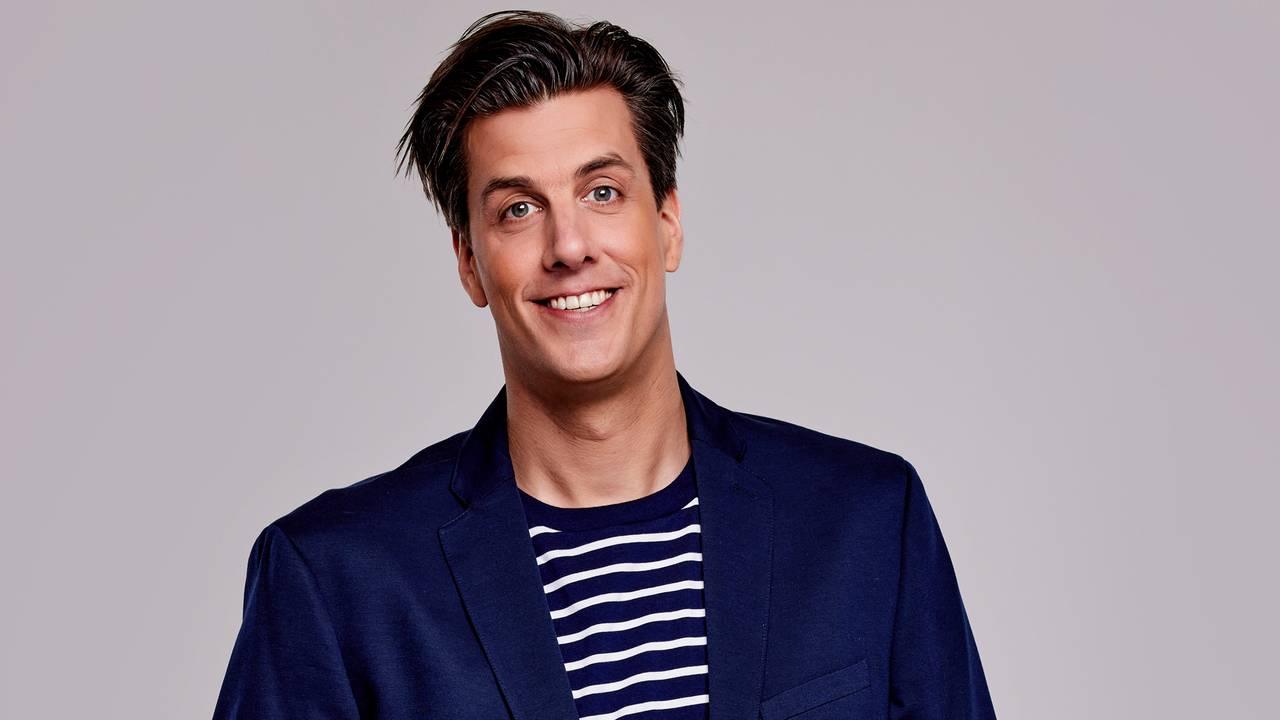 Snollebollekes-zanger Rob Kemps wordt presentator en programmamaker Talpa - Omroep Brabant