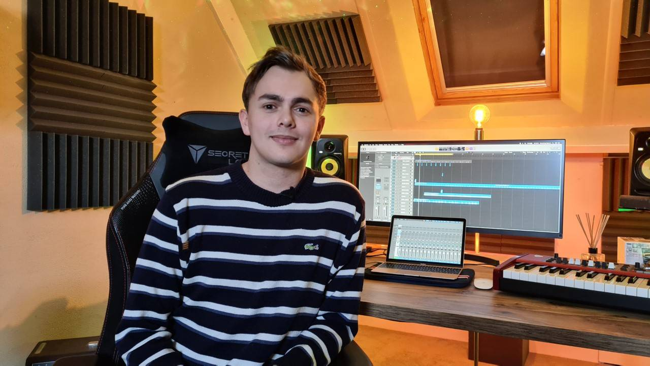 In een half uur een hit schrijven en daarmee de Top 40 halen: 'Een droom' - Omroep Brabant
