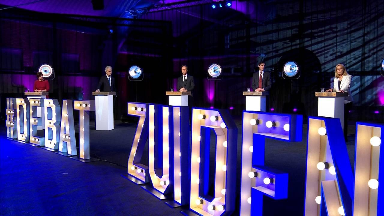 Het Debat van het Zuiden in drie minuten - Omroep Brabant