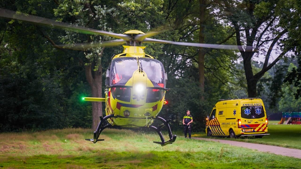 Meisje ernstig gewond na aanrijding in Eindhoven.