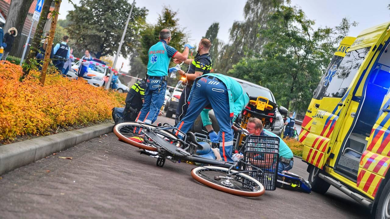 Jongen zwaargewond bij ongeluk in Valkenswaard.