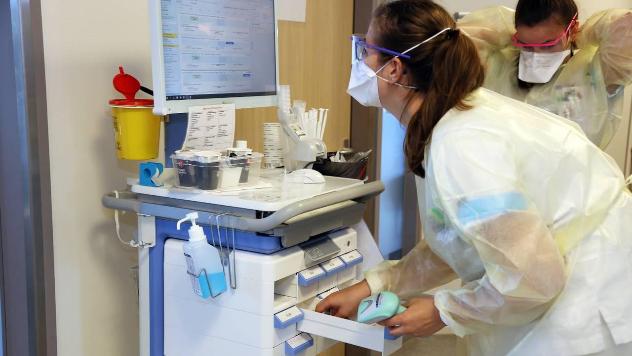 Coronanieuws: weer minder patiënten in Brabantse ziekenhuizen, 666 nieuwe besmettingen - Omroep Brabant