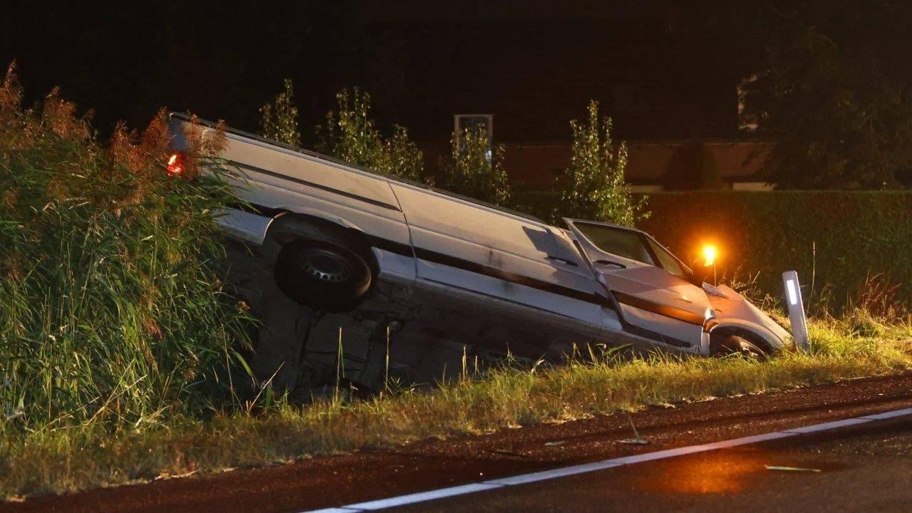Helmonder overleden bij ongeluk in Velddriel.