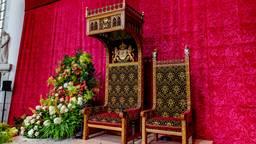 Prinsjesdag is ook dit jaar in aangepaste vorm door de coronamaatregelen (foto: ANP)