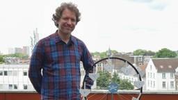 Piet Menu met het mini-reuzenrad.
