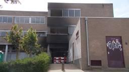 Het appartementencomplex de Posthof