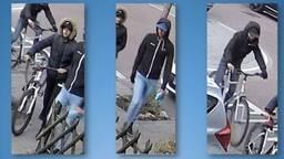 De politie verspreidde deze foto van de daders (foto: politie).