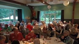 Gezellig samen lunchen voor eenzame ouderen