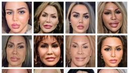 De gezichten van 'Destroy my Face'
