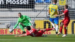 Michiel Kramer over zijn goal en wedstrijd