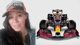 Fiona Adriaansen is groot fan van de Formule 1.