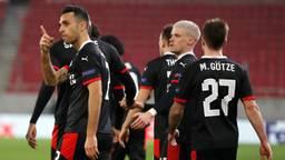 Eran Zahavi scoorde afgelopen donderdag tweemaal (foto: ANP).