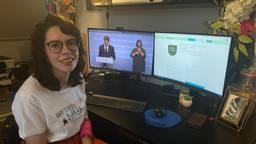 Christel Verbogt startte de petitie #VeiligStuderen.