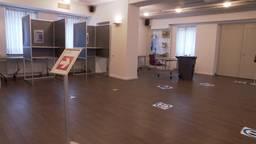 De gemeente Oisterwijk wil onder meer door looproutes het stemmen veilig maken. (Foto: Omroep Brabant)