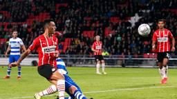 Eran Zahavi miste aardig wat kansen voor PSV (Foto: ANP)
