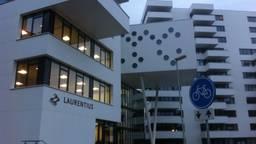 Het hoofdkantoor van Laurentius in Breda (foto: Raoul Cartens)