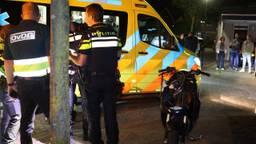 Scooterrijder zwaargewond na botsing in Esch