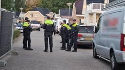 De politie deed dinsdagochtend een inval in onder meer een woonwagenkamp