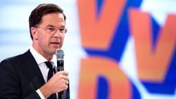 VVD-leider Mark Rutte (foto: ANP).