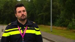 Politieagent Roy Verhoeven.