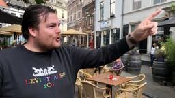 Johan de Vos van KHN en kroegbaas in Breda.