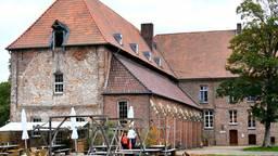 Het voormalige klooster in Goch (foto: ANP).