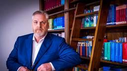 Advocaat Peter Schouten (foto: Lex van Lieshout/ANP).