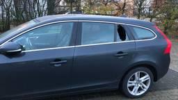 Vooral Volvo's zouden volgens de politie doelwit zijn. (Foto: Hans Linssen)