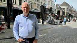 Voorzitter Bernard Kuenen van Koninklijke Horeca Nederland in Den Bosch.
