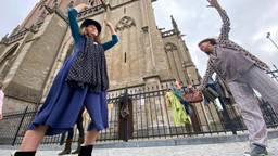 Dansen op de klanken van de Sint Jan in Den Bosch