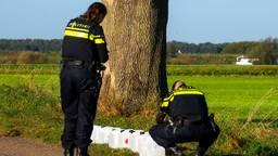 Drie drugsdumpingen in buitengebied Oss