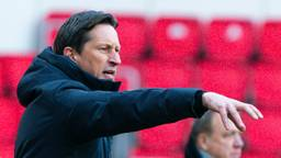 PSV-trainer Roger Schmidt (foto: ANP).