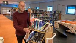 Luc Pruin van de bibliotheek in Geldrop.