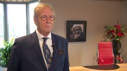 De taak van burgemeester Yves de Boer zit er bijna op (foto: Omroep Brabant).