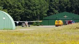 Het vliegtuig landde veilig op de basis. Foto: Jeroen Stuve - SQ Vision Mediaprodukties