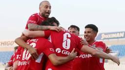 PSV's tegenstander: Omonia Nicosia (foto: ANP).