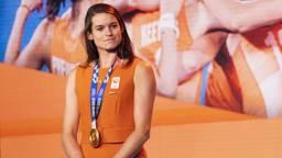 Gouden olympiërs worden Ridder, maar Lidewij Welten wordt Officier