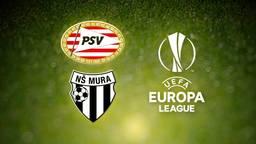 PSV speelt donderdag tegen NS Mura.