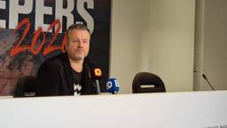 Cabaretier Rob Scheepers (foto: Noël van Hooft).