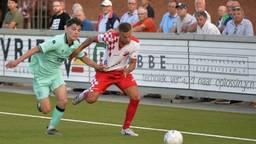 Kozakken Boys ontvangt zaterdag weer publiek in Werkendam. (Foto: Teus Admiraal)