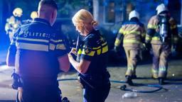 Weer brand in Osse buurt waar vrijdagnacht schoolbrand uitbrak