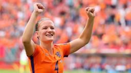 Mandy van den Berg.