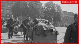 Vertrekkende Duitsers | Foto: Tom Bouman / NIMH
