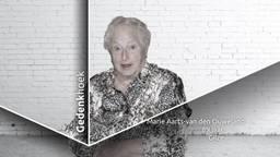 Gedenkhoek coronaslachtoffers Marie Aarts-van den Ouweland