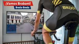 Virtuele Vuelta door Brabant.