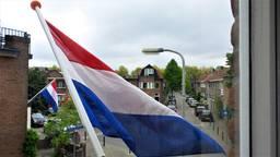 Een bewolkte Bevrijdingsdag (foto: Henk Voermans).