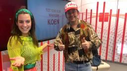 Daisy en Koen zijn klaar voor de jaren 80!
