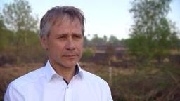 Gedeputeerde Rik Grashoff (foto: Omroep Brabant).