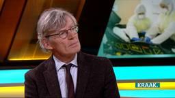 Bart Berden in talkshow KRAAK (foto: Omroep Brabant).